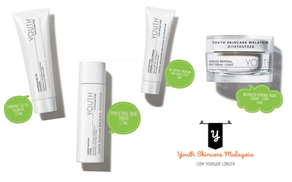 Harga YOUTH Skin Care Shaklee