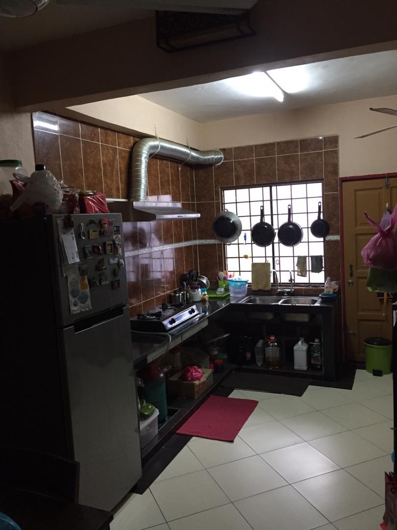 Dapur Rumah Sewa Seri Pagi En Zuki Blog Kaktun