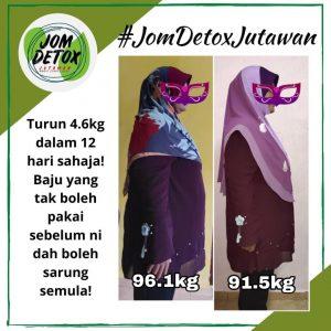 Testimoni Jom Detox Jutawan