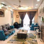 Rumah Sewa Setapak PV5 Taman Melati